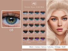 AG. Siren Eyes Gacha - Lelutka Evo - 08