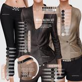 RKKN. Alexa Shorts Black RARE