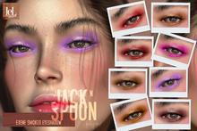 Jack Spoon .Exene smoked eyeshadow - lel Evo