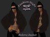 Bad Girl fetter Bolero/Jacke(Jacket) dunkelbraun(dark brown)