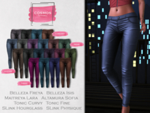 [COSMOS] Clair Pants / 20 Colors Fatpack