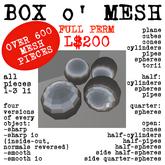 Box o' Mesh
