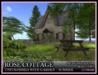 TMG - ROSE COTTAGE HOUSE AND GARDEN - SUMMER - UNFURNISHED*