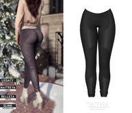 TETRA - Neva - Leggings (Black)