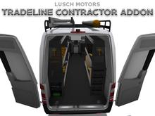 Lusch Motors - Tradeline Contractor Addon