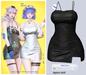 MIWAS / Mimi Tight dress #Black