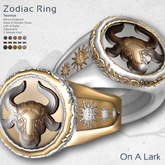 *OAL* Zodiac Ring ~ Taursus (add me)