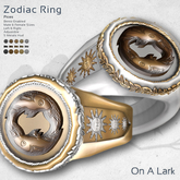 *OAL* Zodiac Ring ~ Pices (add me)