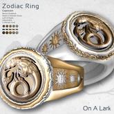 *OAL* Zodiac Ring ~ Capricorn (add me)