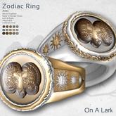 *OAL* Zodiac Ring ~ Aries (add me)