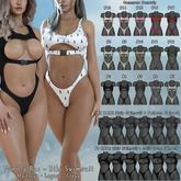 #1. *Vanilla Bae* Bibi Swimsuit (Adult) V.1 - L RARE