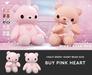 Ad giantbearhug pinkheart