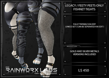[RL] LEGACY/PEETS - FISHNET TIGHTS BOX