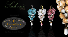 KUNGLERS - Sidonia earrings