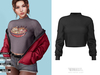 TETRA - Tokyo Sweatshirt (Black)