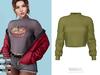 TETRA - Tokyo Sweatshirt (Olive)