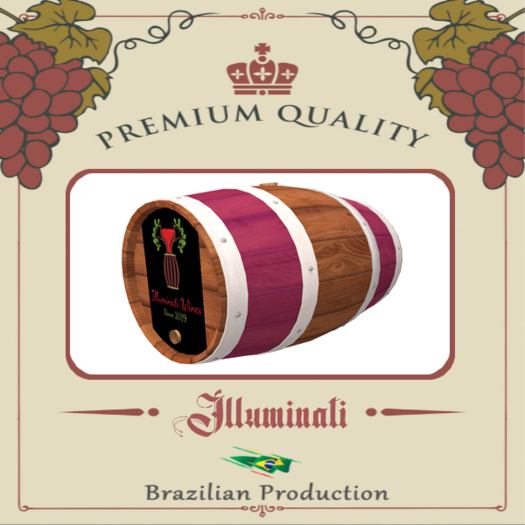 Wine barrel reserve of 2019 [G&S]