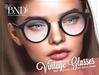 [BND] Vintage Glasses - Freebies