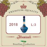 Ka-La-Na bottle (*3*) 5/5 [G&S] - 2018