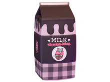 Sweet Thing. Cutie Carton - Chocolate Berry (fix2) (add)