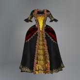 Gothic Versailles Belleza Dress