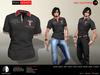 A&D Clothing - Polo -Kenneth- Ebony