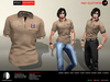 A&D Clothing - Polo -Kenneth- Brown