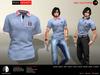 A&D Clothing - Polo -Kenneth- Blue