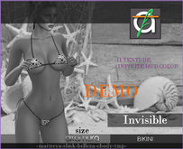 ":-AF-: ""Invisible - Bikini""  - DEMO"
