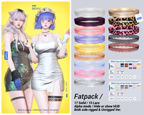 MIWAS / Mimi Leg strap #FATPACK
