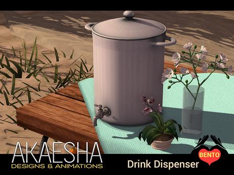 Party Drink Dispenser Set - Serves unlimited drinks!