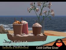 [Akaesha] Cold Coffee Giver