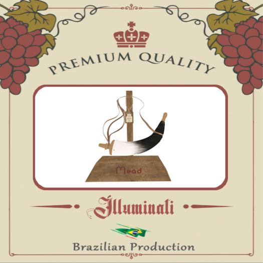 [Barrel (scr)] Illuminati Wines Mead [12] [G&S]