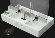 [Gruwcreation] Duble Sink FULL PERM Mesh !