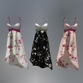 Sakura Maitreya Band Dress F box
