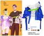 MIWAS / Mei Belt jacket #Blue