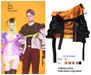 MIWAS / Mei Belt jacket #Black