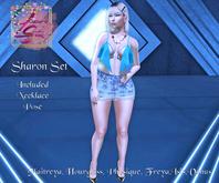 [LS] Sharon Set  [WEAR]