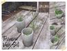 Terrasen Vase Set ♥ CHEZ MOI