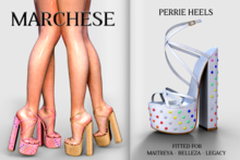 Marchese - Perrie Heels [FAT PACK]