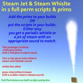Steam Whistle / Jet