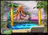 A eden inflatable%20castle%20of%20hector %20