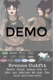 ::AMF:: DEMO Brenna Outfit