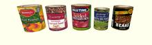 Canned food bundle 2
