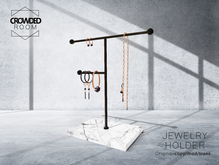 Crowded Room - Jewelry Holder