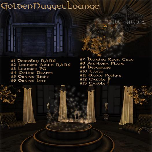 #11 *OA-MEO* [GNL] Dance Podium