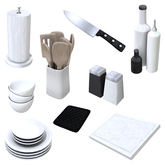 {XO} Full Perm  - Gift - Kitchen Accessories