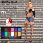 "DEMO-Liliana Heels ""BOXED"""