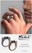 MARKED - Slashed Signet Ring