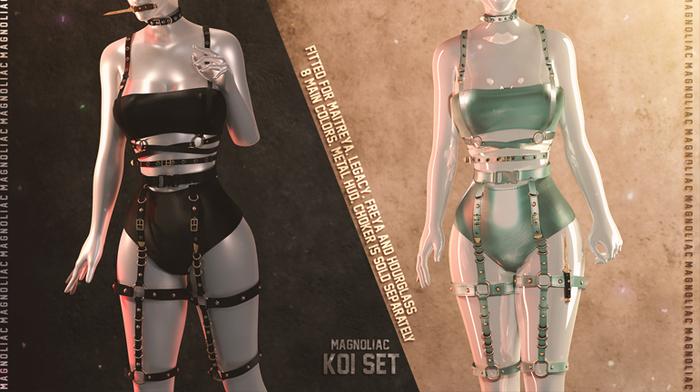 Magnoliac - Koi Set (Fatpack)